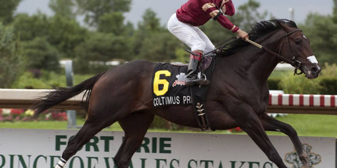 Coltimus Prime takes Prince of Wales